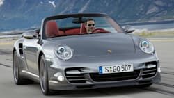 (Edition 918 Spyder) 2dr All-wheel Drive Cabriolet
