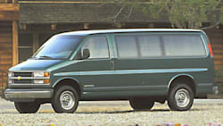 (Base) G1500 Passenger Van