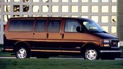 (Standard) G2500 Extended Passenger Van