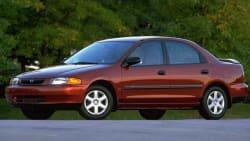 (DX) 4dr Sedan
