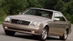 (Base) CL500 2dr Coupe