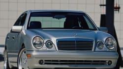 (Base) E320 4dr Sedan