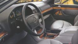(Base) S420 4dr Sedan