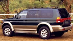 1999 Montero Sport