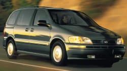 (GL) 4dr Extended Passenger Van