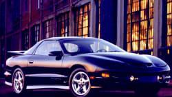 (Trans Am) 2dr Coupe