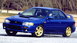 (2.5RS) 2dr 4WD Coupe
