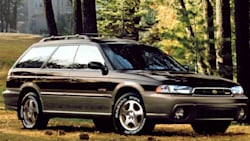 (Outback SSV) 4dr 4WD Wagon