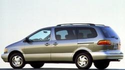 (XLE) 4dr Passenger Van