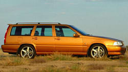 (T5) 4dr Station Wagon