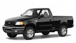 (XLT) 4x4 Regular Cab Styleside 120.2 in. WB