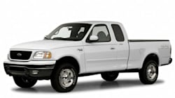 (Lariat) 4x2 Super Cab Styleside 138.5 in. WB