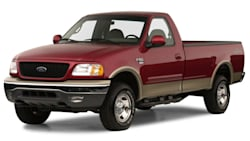(XLT) 4x4 Regular Cab Styleside 138.8 in. WB