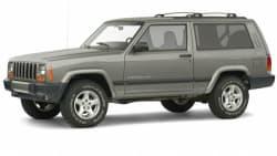 2000 Cherokee