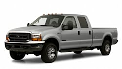(Lariat) 4x2 SD Crew Cab 156.2 in. WB HD