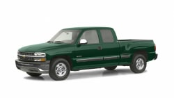 (LS) 4x4 Extended Cab 8 ft. box 157.5 in. WB