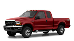 (Lariat) 4x4 SD Super Cab 142 in. WB SRW HD