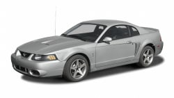 (Cobra - 10th Anniversary Package) 2dr SVT Coupe