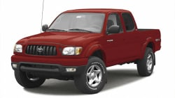 (PreRunner) 4x2 Double-Cab 121.9 in. WB
