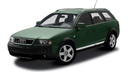 (4.2) 4dr All-wheel Drive Quattro Wagon