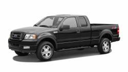 (XLT) 4x4 Super Cab Styleside 8 ft. box 163 in. WB