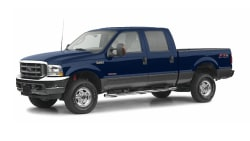 (XL) 4x4 SD Crew Cab 156 in. WB SRW HD