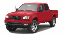 (Base V6) 4x4 Double-Cab 121.9 in. WB