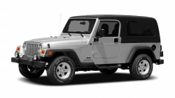 (Unlimited Rubicon) 2dr 4x4 LWB