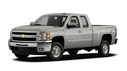 (Work Truck) 4x2 Extended Cab 157.5 in. WB SRW