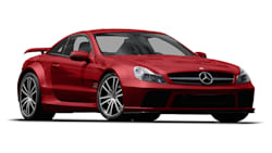 (Base) SL65 AMG Black Series 2dr Coupe