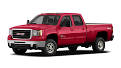(Work Truck) 4x2 Crew Cab 167 in. WB SRW