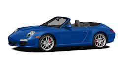 (Carrera 4) 2dr All-wheel Drive Cabriolet