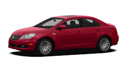 (GTS) 4dr All-wheel Drive Sedan