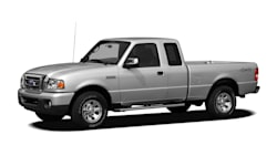 (XLT) 4dr 4x4 Super Cab Styleside 6 ft. box 125.9 in. WB