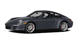(Carrera 4S) 2dr All-wheel Drive Coupe