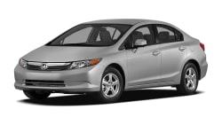 (Natural Gas) 4dr Sedan