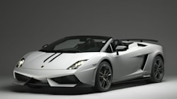 (LP570-4 Performante) 2dr Spyder