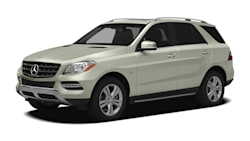 (Base) ML350 4dr All-wheel Drive 4MATIC