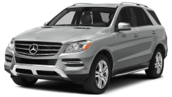 (Base) ML350 BlueTEC 4dr All-wheel Drive 4MATIC