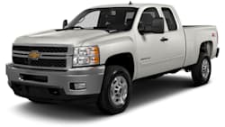 (LT) 4x4 Extended Cab 8 ft. box 158.2 in. WB