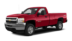 (Work Truck) 4x4 Regular Cab 133.7 in. WB SRW