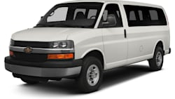 (LS) All-wheel Drive Passenger Van