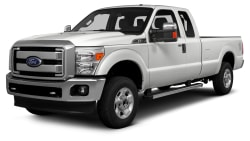 (XLT) 4x4 SD Super Cab 6.75 ft. box 142 in. WB SRW