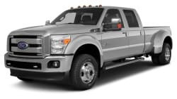 (XLT) 4x2 SD Crew Cab 8 ft. box 172 in. WB DRW