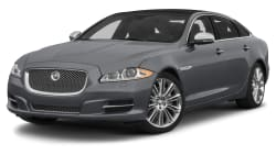 (XJL Supersport) 4dr Rear-wheel Drive Sedan