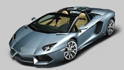 (LP700-4) 2dr All-wheel Drive Roadster