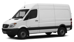 (High Roof) Sprinter 3500 Cargo Van 144 in. WB DRW
