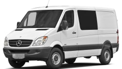 (Normal Roof) Sprinter 2500 Crew Van 144 in. WB