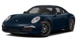 (Carrera) 2dr Rear-wheel Drive Coupe