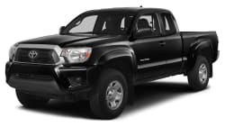 (PreRunner V6) 4x2 Access Cab 127.4 in. WB